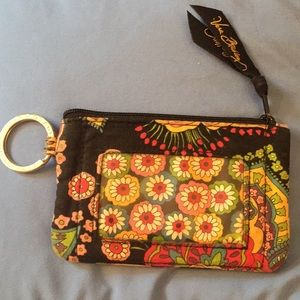 Key chain ID holder